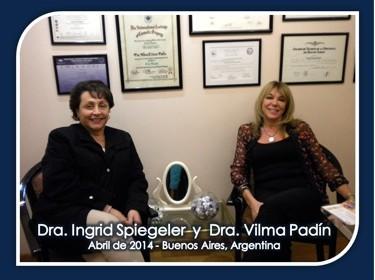 """Visita Internacional: """"Dra. Ingrid Haydee Spiegeler de Robles, de Guatemala"""""""