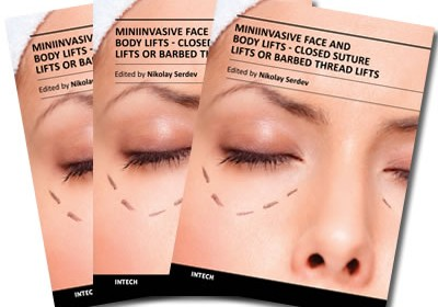 "Participación en el Libro ""Mini Invasive Face and Body Lifts"""